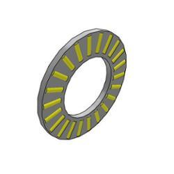 FidgetGear AXK1730 Thrust Needle Roller Bearing with Two Washers 17mm x 30mm x 2mm